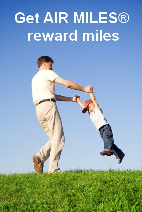 Earn AIR MILES reward miles at Turf King Lawn Care